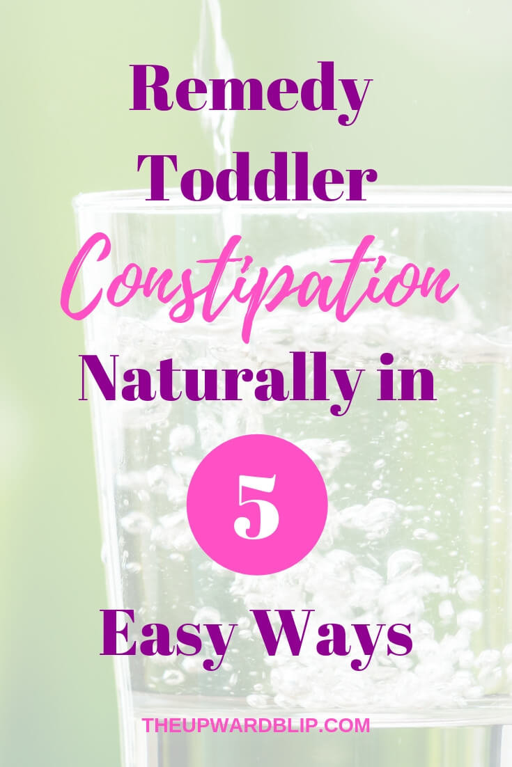 Pin on how to remedy toddler constipation naturally